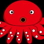 カニ v.s. タコ、カニくんを襲った突然の悲劇! 【世界の蟹様・面白動画その2】