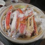 かに本舗の『生ずわい蟹』で「蟹で満腹!」を楽しむ。